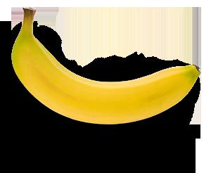 Banane LA PATELIERE