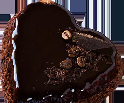 Gâteau glaçage café LA PATELIERE