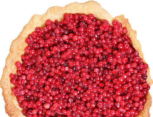 Tarte fruits rouges LA PATELIERE