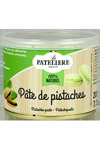 Pâte de pistaches LA PATELIERE