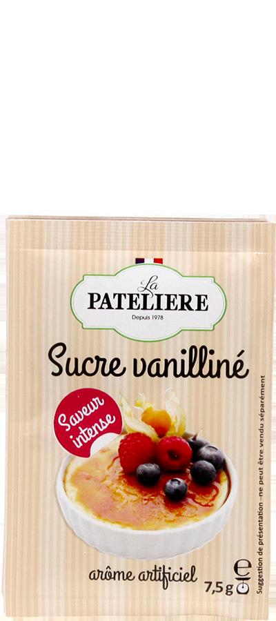 Sucre Vanilliné LA PATELIERE