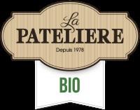 Gamme Bio logo LA PATELIERE