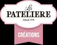 Gammes Créations Logo LA PATELIERE