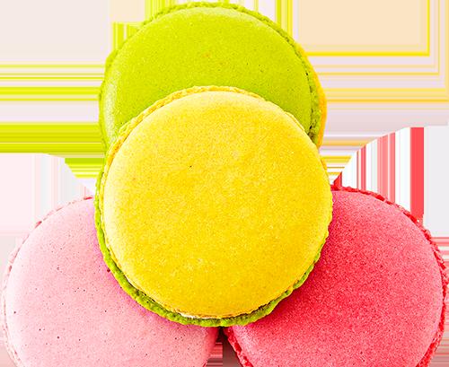 Macarons colorants poudre alimentaires poudre LA PATELIERE