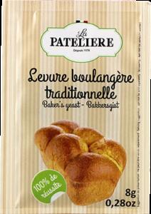 Levure Boulangère traditionelle LA PATELIERE