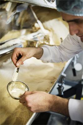 Métiers sucres Levures fabrication usine LA PATELIERE