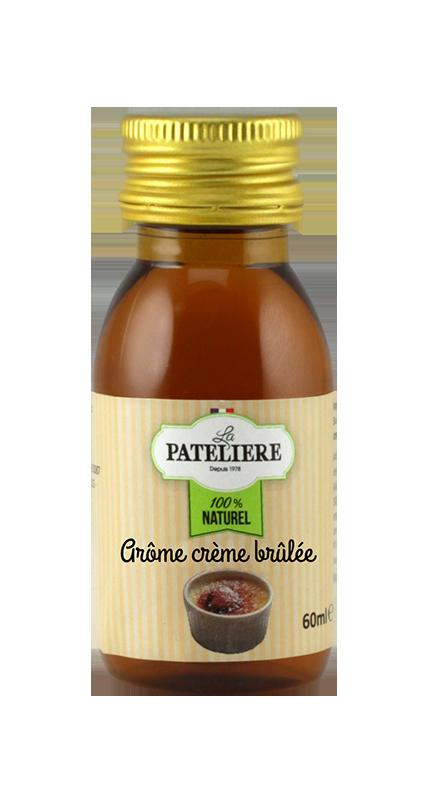 Arôme crème brûlée LA PATELIERE