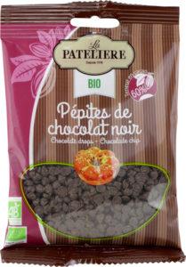Pépites chocolat noir bio LA PATELIERE