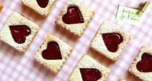 Sablés biscuit confiture recette Fête des Mères LA PATELIERE
