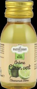 Arôme citron vert LA PATELIERE
