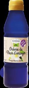 Arôme fleur d'oranger naturel liquide LA PATELIERE