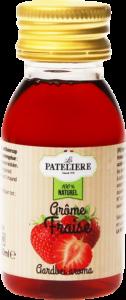 Arôme fraise LA PATELIERE