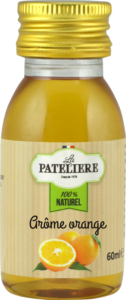 Arôme orange LA PATELIERE