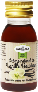 Arôme naturel de vanille Bourbon LA PATELIERE