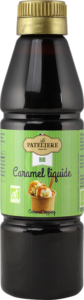Caramel liquide bio LA PATELIERE