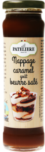 Nappage caramel beurre salé LA PATELIERE