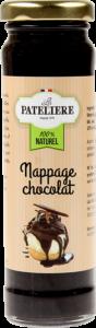 Nappage chocolat LA PATELIERE