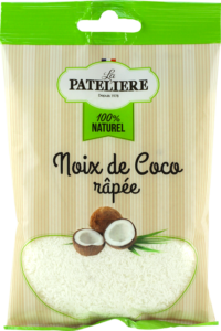 Noix de coco râpée LA PATELIERE
