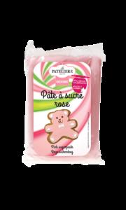 Pâte à sucre rose cake design LA PATELIERE