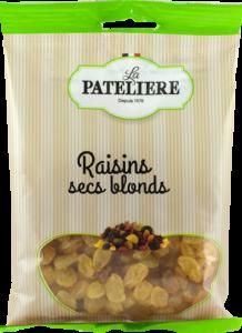 Raisins secs blonds