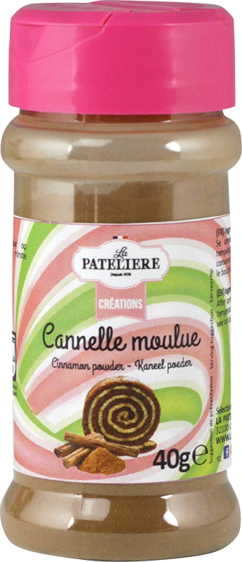 Cannelle moulue LA PATELIERE