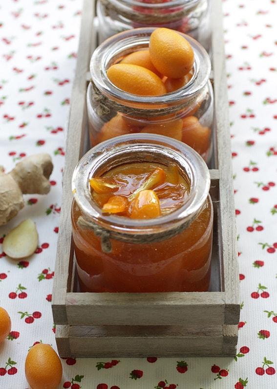 Confiture de kumquats recette LA PATELIERE