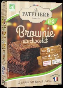 pack préparation pour desserts aux brownies