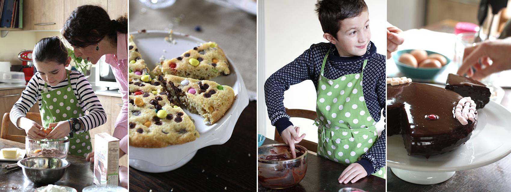 Préparations bio pour desserts LA PATELIERE muffins flan moelleux citron moelleux chocolat fondant chocolat cookies