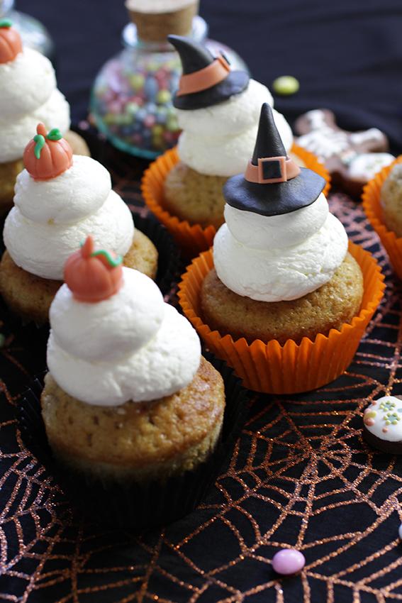 Cupcakes Halloween LA PATELIERE