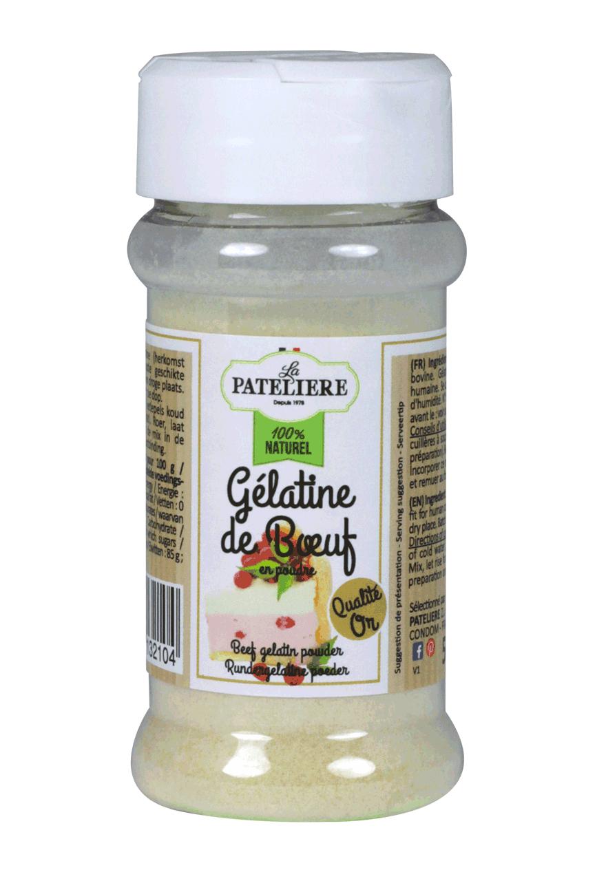 gelatine boeuf la pateliere