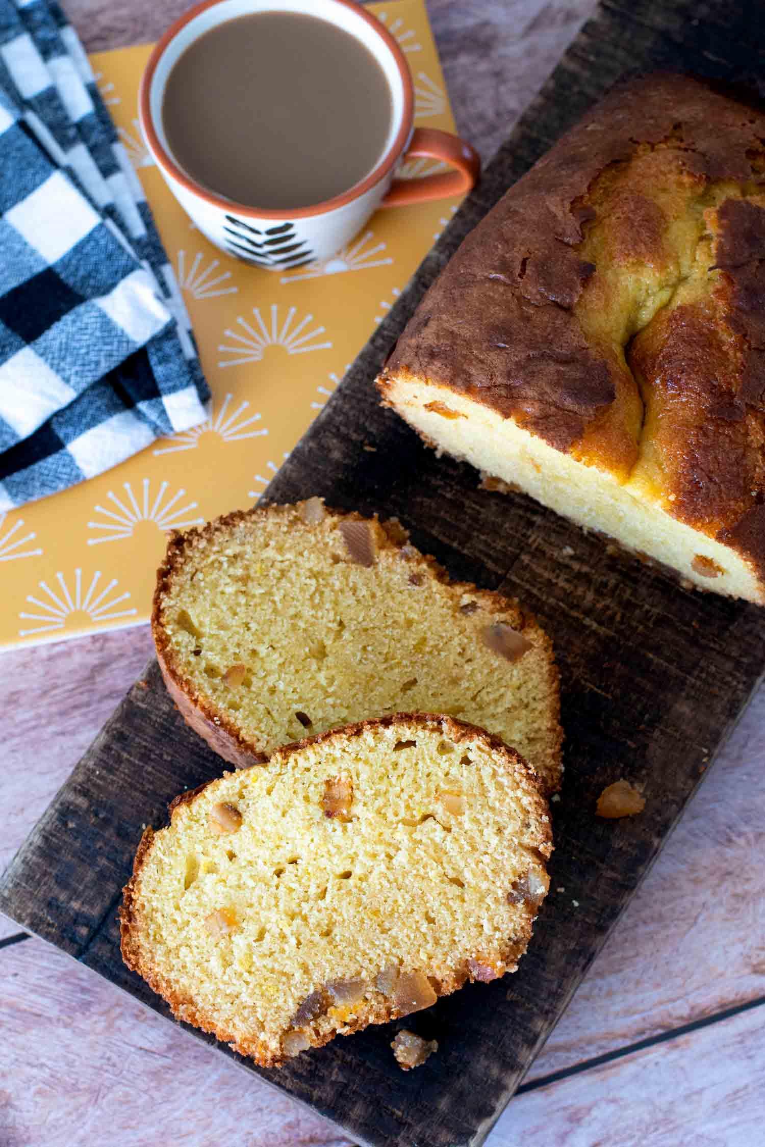 cake citron orange cédrats agrumes confits elise dit à table LA PATELIERE